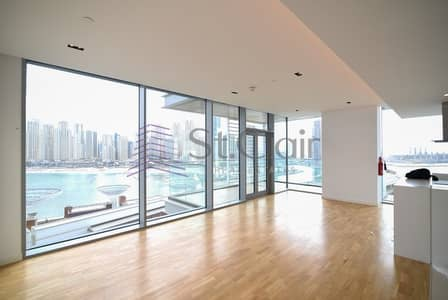 2 Bedroom Apartment for Rent in Bluewaters Island, Dubai - 2 BR in Bluewaters|Sea and Dubai Eye View