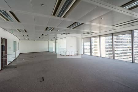 Floor for Rent in Bur Dubai, Dubai - Fitted and partitioned | Full floor office