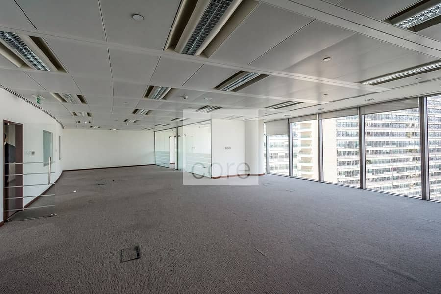 Fitted and partitioned | Full floor office