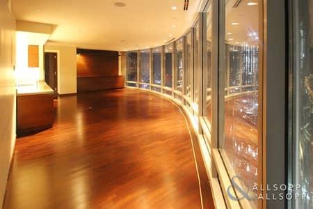 شقة 3 غرف نوم للايجار في وسط مدينة دبي، دبي - Three Bedroom Flat | Maids | Reading Room