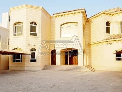 فیلا  للبيع في مدينة خليفة A، أبوظبي - فیلا في مجمع الظفرة السكني مدينة خليفة A 7 غرف 7500000 درهم - 3876666