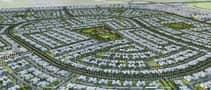 7 Corner Villa Plots in Jebel Ali Hills near Community Park