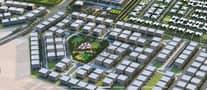 9 Corner Villa Plots in Jebel Ali Hills near Community Park