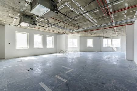 Office for Rent in Bur Dubai, Dubai - AED 90 per sqft | 6 Cheques | Semi Fitted