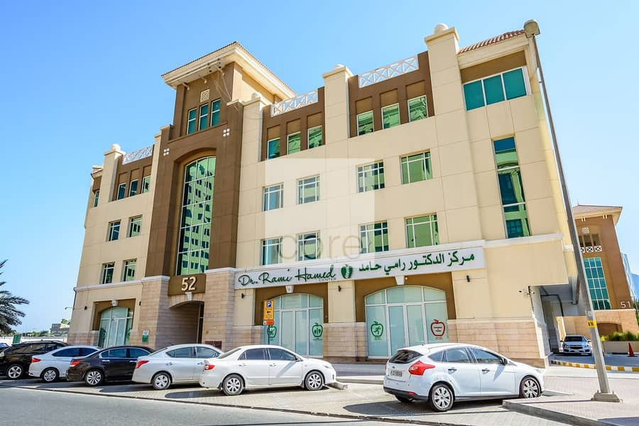 10 AED 90 per sqft | 6 Cheques | Semi Fitted