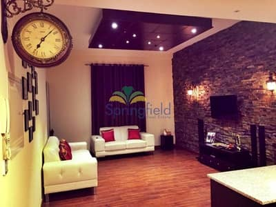 1 Bedroom Flat for Sale in Remraam, Dubai - Furnished | Upgraded | Near Pool & Park