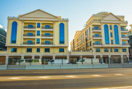 معرض تجاري  للايجار في القرهود، دبي - معرض بطريق المطار | من المالك مباشرة | بدون عمولات