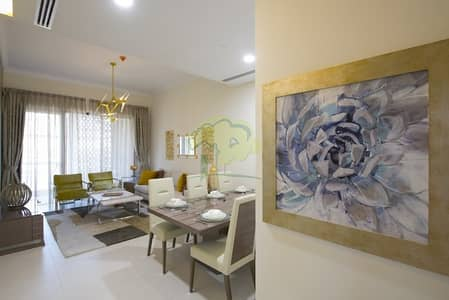 OWN A LUXURY 3BR IN MIRIDIF HILLS|FLEXIBLE PAYMENT PLAN