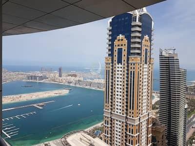 1 Bedroom Flat for Sale in Dubai Marina, Dubai - Rare-High End Finish-Penthouse Level-Superb View