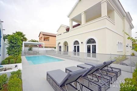 6 Bedroom Villa for Sale in The Villa, Dubai - Fully Upgraded Valencia | Private Pool