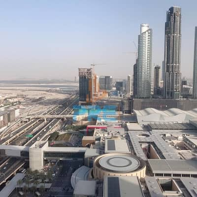 1 Bedroom Flat for Rent in Downtown Dubai, Dubai - High Floor I Furnished 1 bed I Amazing view