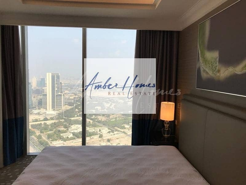 2 DIFC VIEW | HIGH FLOOR | Studio Hotel Apartment