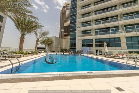 1 Bedroom Apartment for Rent in Dubai Marina, Dubai - Spacious Studio Apartment For Rent In  Botanica Tower With Beautiful View Ready To Move. !!