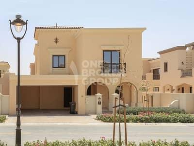 فیلا 4 غرفة نوم للبيع في المرابع العربية 2، دبي - Single Row