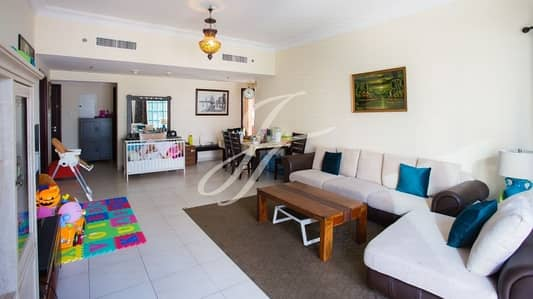 2 Bedroom Apartment for Rent in Jumeirah Lake Towers (JLT), Dubai - Lake View l 2 BR Plus Maid l Near To Metro