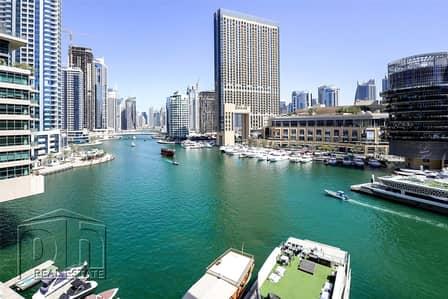 2 Bedroom Apartment for Sale in Dubai Marina, Dubai - | Full Marina View | Upgraded | Vacant |