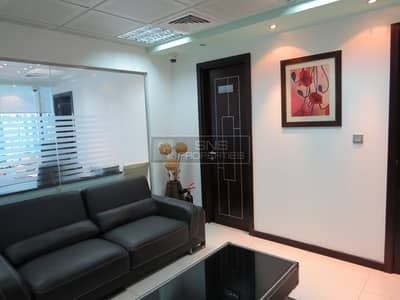 Full LakeView|Furnished Office Indigo Icon