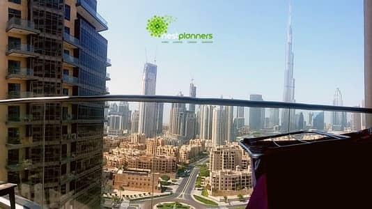 Full Burj Khalifa View | 3 Bedroom +Maid