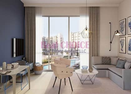 1 Bedroom Flat for Sale in Town Square, Dubai - Perfect for Investment   Affordable 1BR Apartment