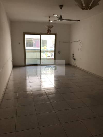 1 Bedroom Flat for Rent in Al Qusais, Dubai - OFFER OF THE DAY 1BHK WITH 2 FULL BATHROOMS CLOSE TO DAFZA METRO STATION WITH PARKING AVAIL IN 46K