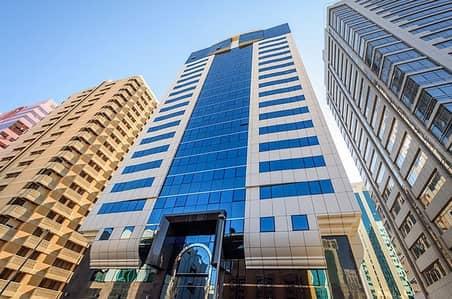 مکتب  للايجار في شارع إلكترا، أبوظبي - مکتب في شارع إلكترا 100000 درهم - 2731692