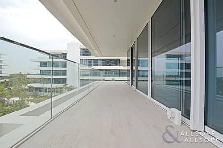 2 Bedroom Apartment for Rent in Al Barari, Dubai - Brand New | Overlooks Pool | 2 Bedrooms