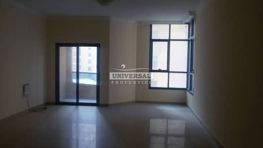 Look Like New, Neat Clean ! 3 Bedroom Hall  Maid Room || For Rent || in Al Khor Towers Ajman