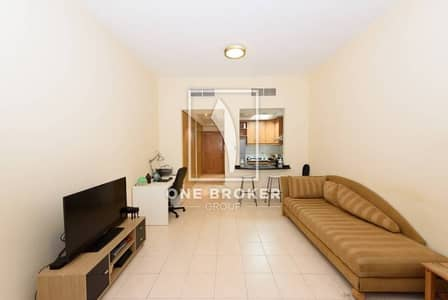 Immaculate Studio with Community View