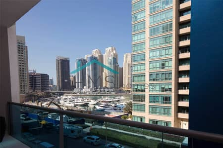 2 Bedroom Apartment for Sale in Dubai Marina, Dubai - Partial Marina View | Fully Furnished | 2 Bed