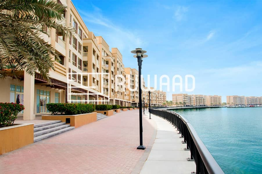 Amazing 1Bedroom for Rent in Mina Al Arab, Ras Al Khaimah