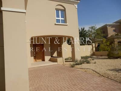 Four bedroom villa in this perfect little Emirate