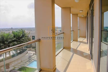 Full Pool View I 2 BR I  Vacant I Golf Tower 1