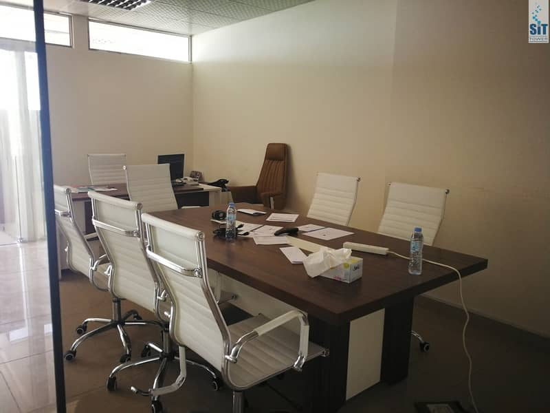 Fitted Office Space for Rent in DSO - No Commission