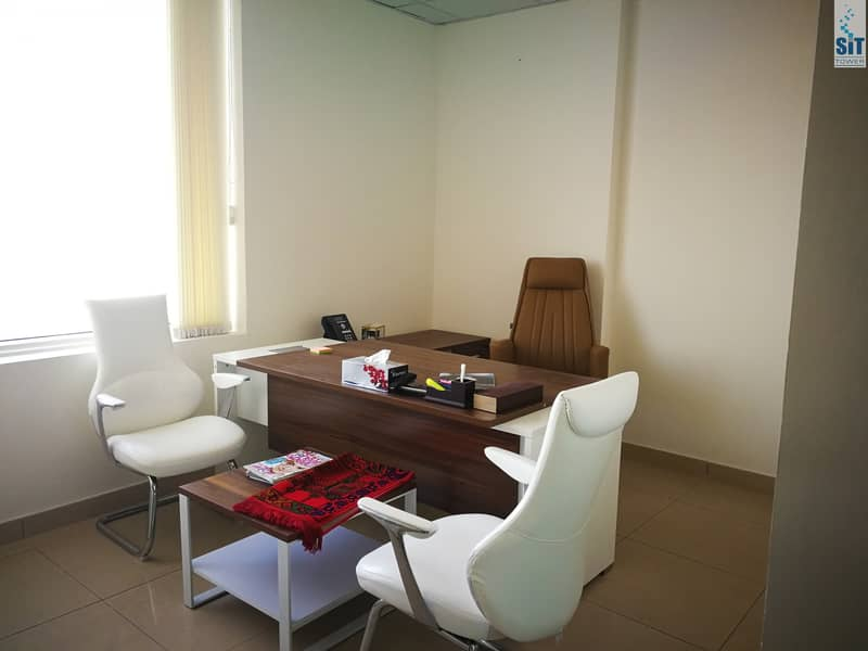 2 Fitted Office Space for Rent in DSO - No Commission