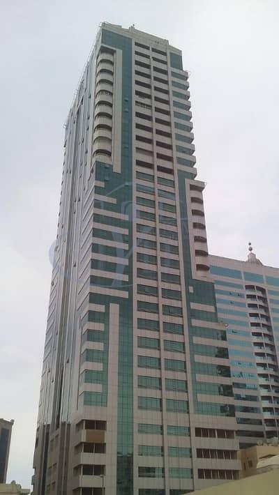 1 Bedroom Flat for Sale in Al Majaz, Sharjah - Hot Deal! 1BR for Sale in Al Ferasa Tower (New Tower)