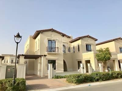 6 Bedroom Villa for Rent in Arabian Ranches 2, Dubai - Vacant Type 5 | Single Row  | Top Location