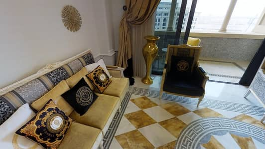 Stunning 2 Bedroom Fully Furnished Apartment in Palazzo Versace