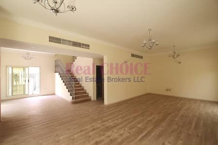 4 Bedroom Villa for Rent in Mirdif, Dubai - Semi Independent 4 Bedroom Villa For Rent