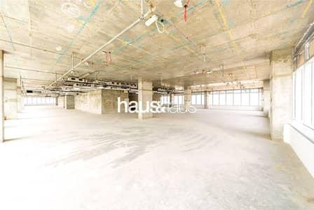 مکتب  للايجار في موتور سيتي، دبي - Full Floor | Great Views | High Floor