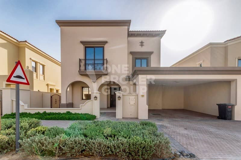 Close to Pool & Park| 5BR + Maid| Type 4