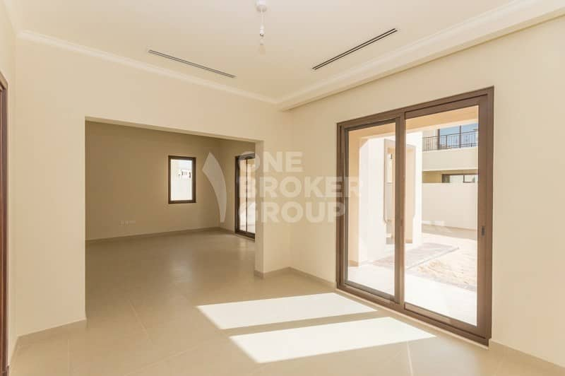 2 Close to Pool & Park| 5BR + Maid| Type 4