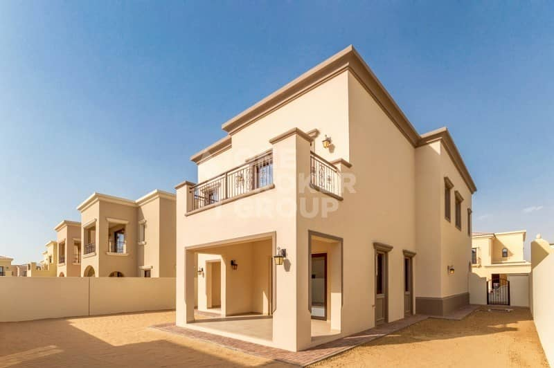 10 Close to Pool & Park| 5BR + Maid| Type 4
