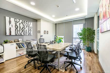 Large fully fitted office in Marina Plaza
