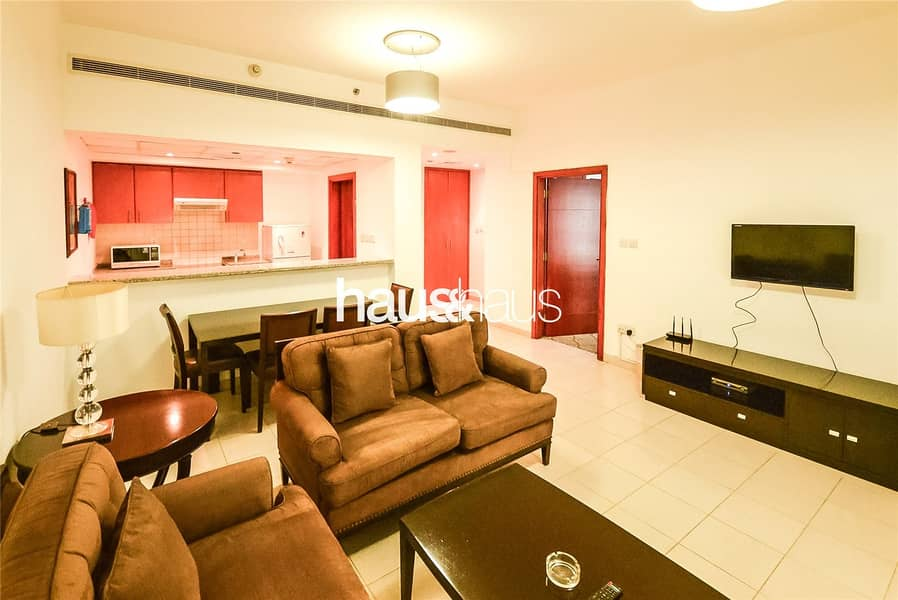 2 Furnished 1 bedroom | View Today | 1 - 4 Cheques