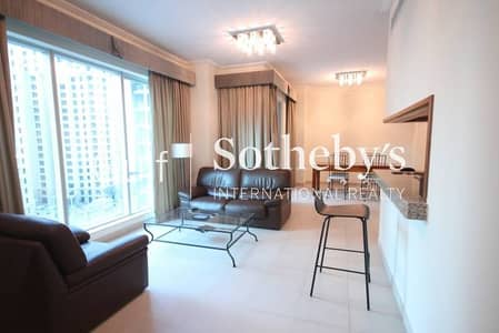 Lovely 2 Bedroom Marina View Apartment