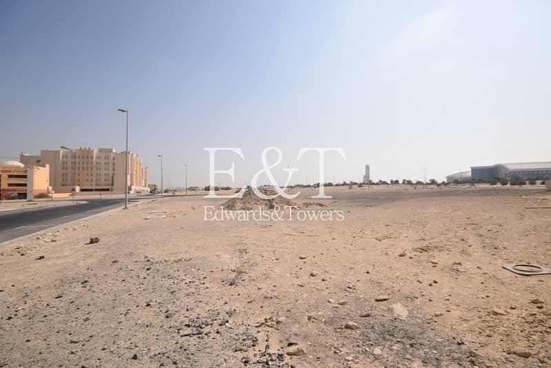 Retail Plot available in Majan for Sale