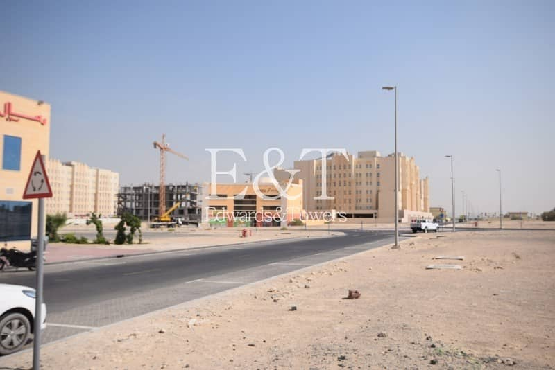 2 Retail Plot available in Majan for Sale
