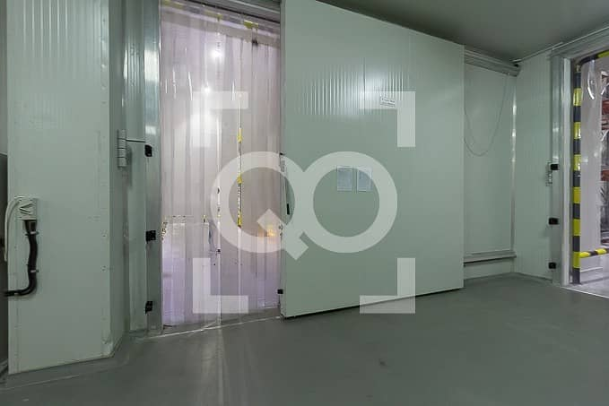 Independent Full Cold Storage 1700 Pallets for rent in Dubai | Bayut com