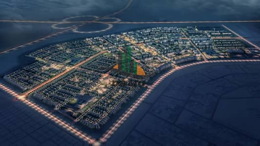 Plot for Sale in Al Shamkha, Abu Dhabi - AMAZING AND HUGE PLOT FOR SALE