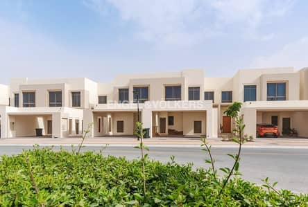 4 Bedroom Townhouse for Sale in Town Square, Dubai - Corner Unit | Close to Pool | Landscaped